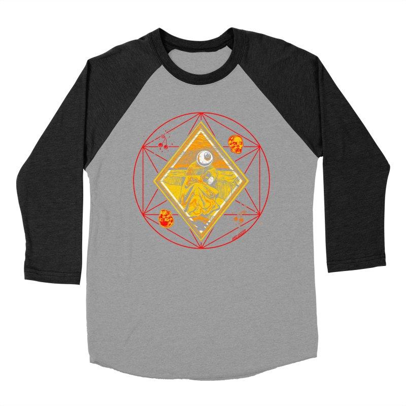 You Can't See Me Men's Baseball Triblend T-Shirt by redleggerstudio's Shop