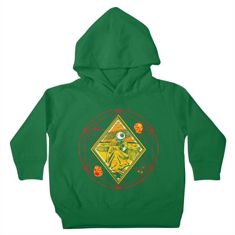 You Can't See Me Kids Toddler Pullover Hoody by redleggerstudio's Shop