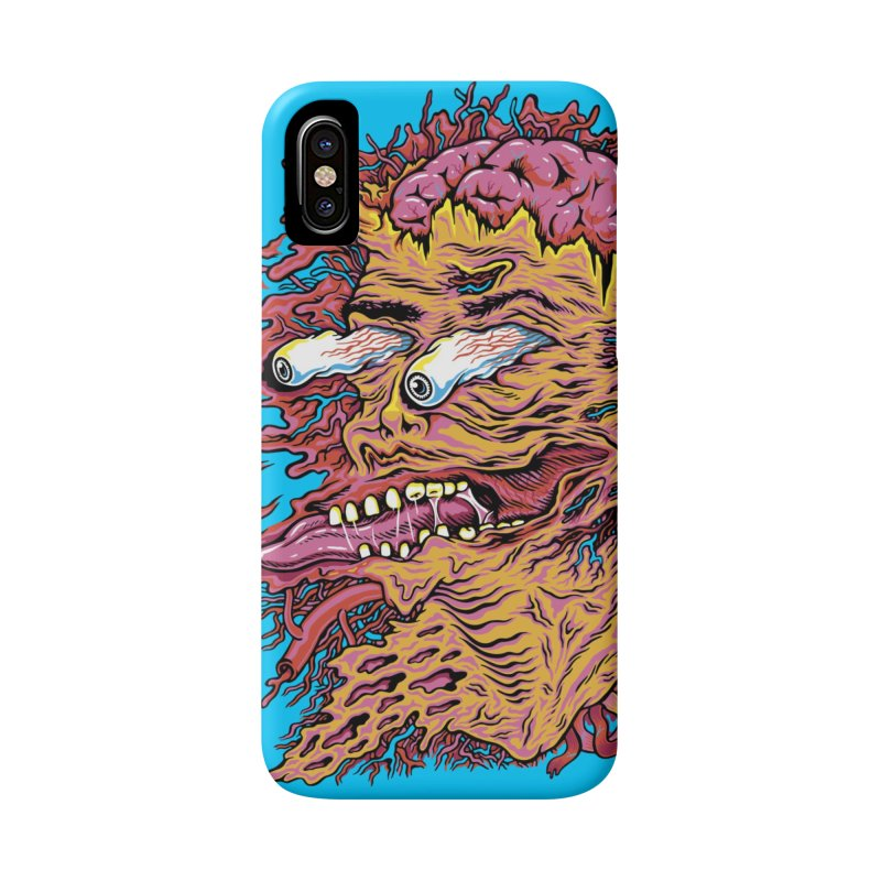 Heads Will Roll Accessories Phone Case by redleggerstudio's Shop