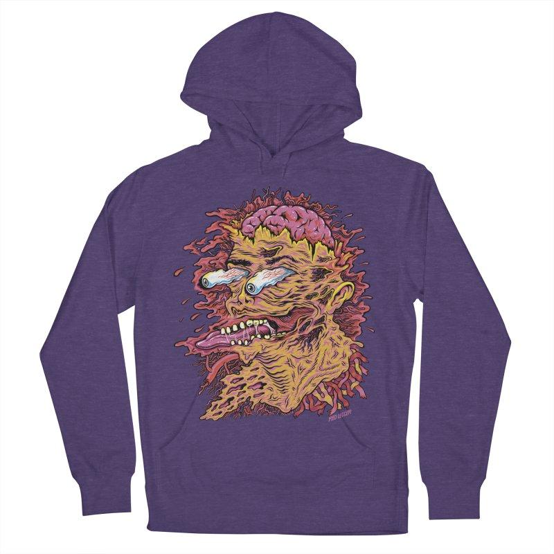 Heads Will Roll Men's Pullover Hoody by redleggerstudio's Shop
