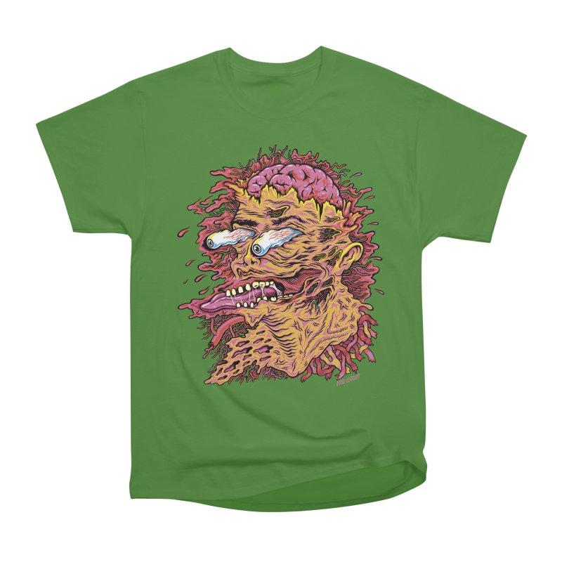 Heads Will Roll Men's Classic T-Shirt by redleggerstudio's Shop