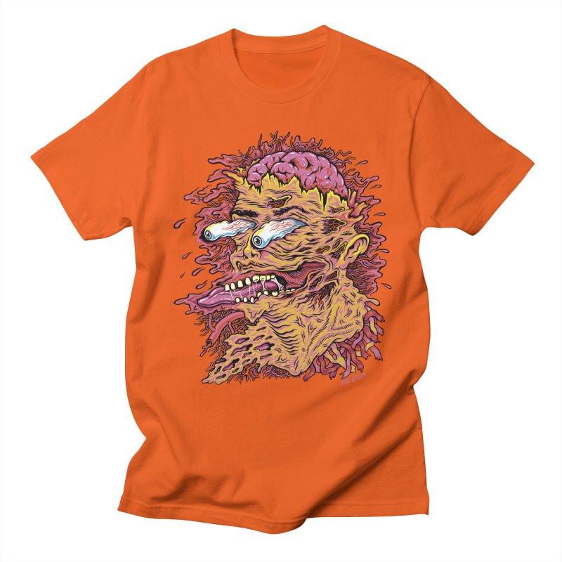 Heads Will Roll Men's T-shirt by redleggerstudio's Shop