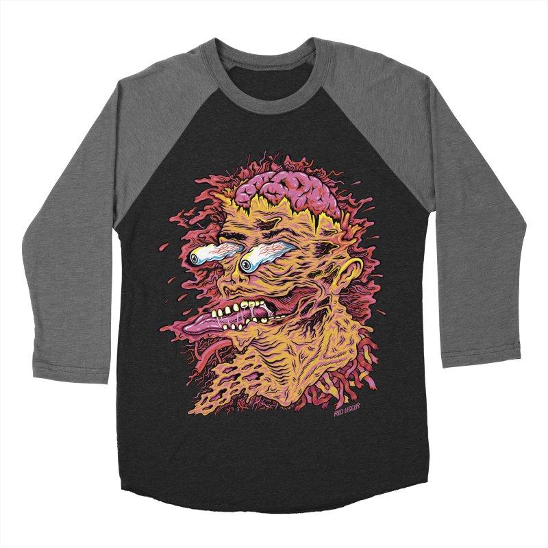 Heads Will Roll Women's Baseball Triblend T-Shirt by redleggerstudio's Shop