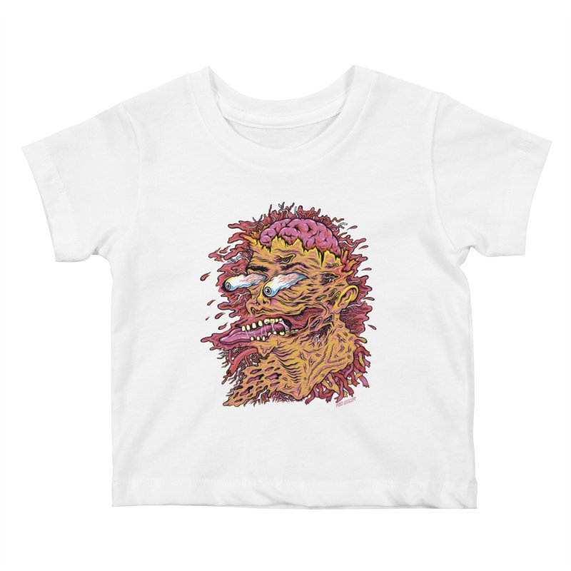 Heads Will Roll Kids Baby T-Shirt by redleggerstudio's Shop