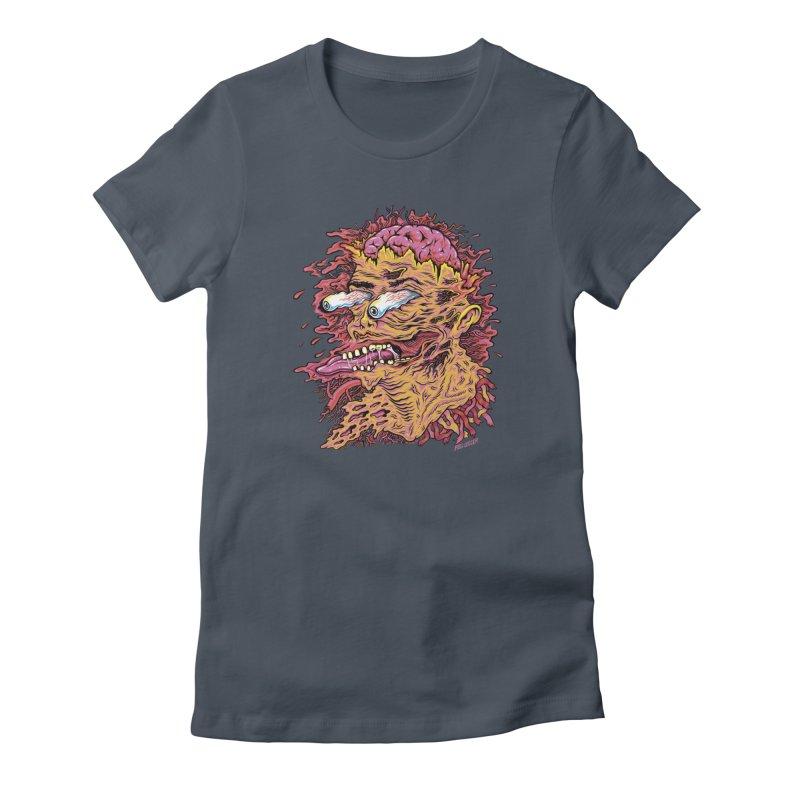 Heads Will Roll Women's T-Shirt by redleggerstudio's Shop
