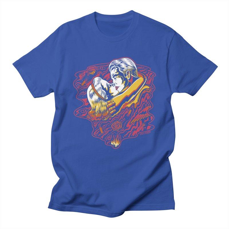 The Lovers Men's T-Shirt by redleggerstudio's Shop