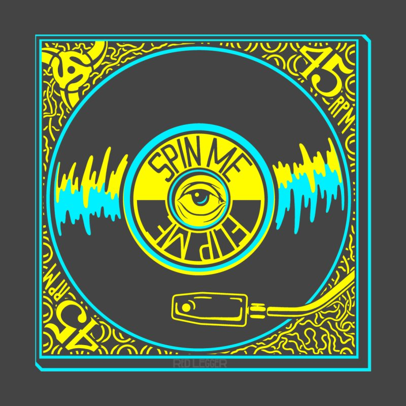 Spin Me, Flip Me by redleggerstudio's Shop