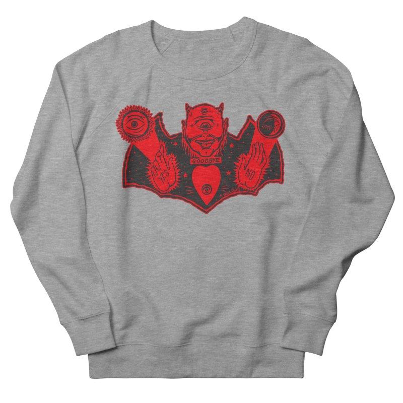 Ouija God Women's Sweatshirt by redleggerstudio's Shop