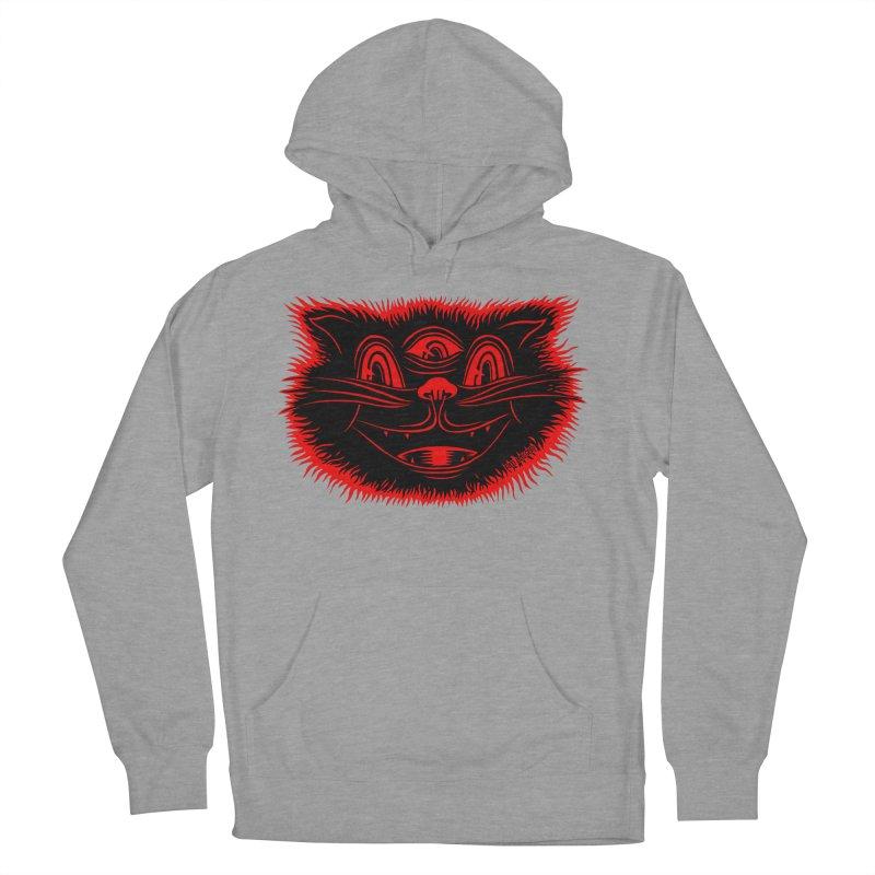 Meow Meow Men's Pullover Hoody by redleggerstudio's Shop