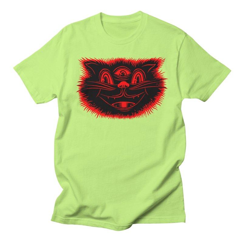 Meow Meow Men's T-Shirt by redleggerstudio's Shop