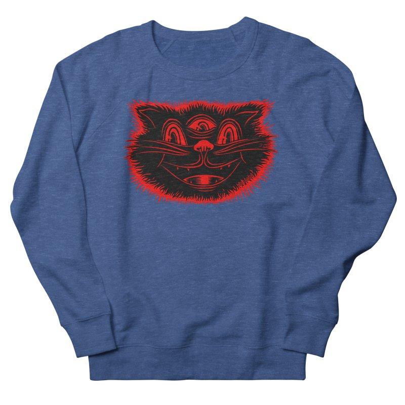 Meow Meow Women's Sweatshirt by redleggerstudio's Shop