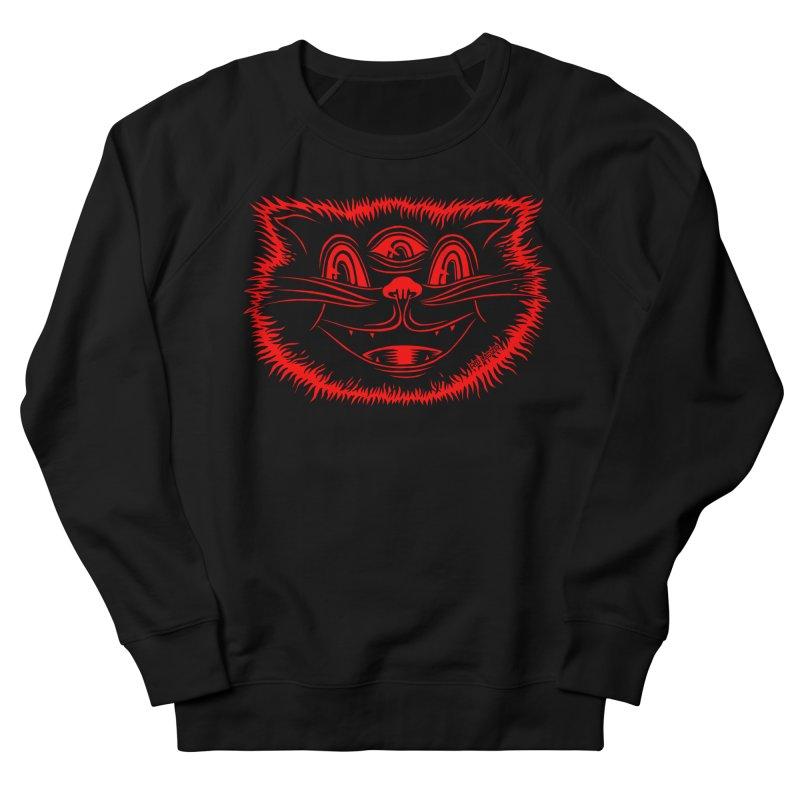 Meow Meow Men's French Terry Sweatshirt by redleggerstudio's Shop