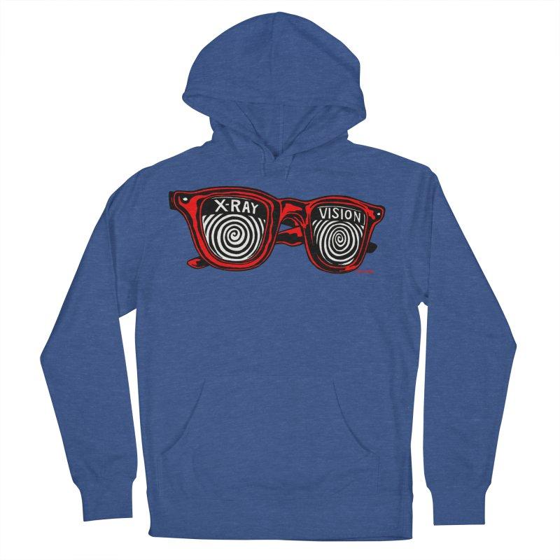 X-RAY Vision Men's Pullover Hoody by redleggerstudio's Shop