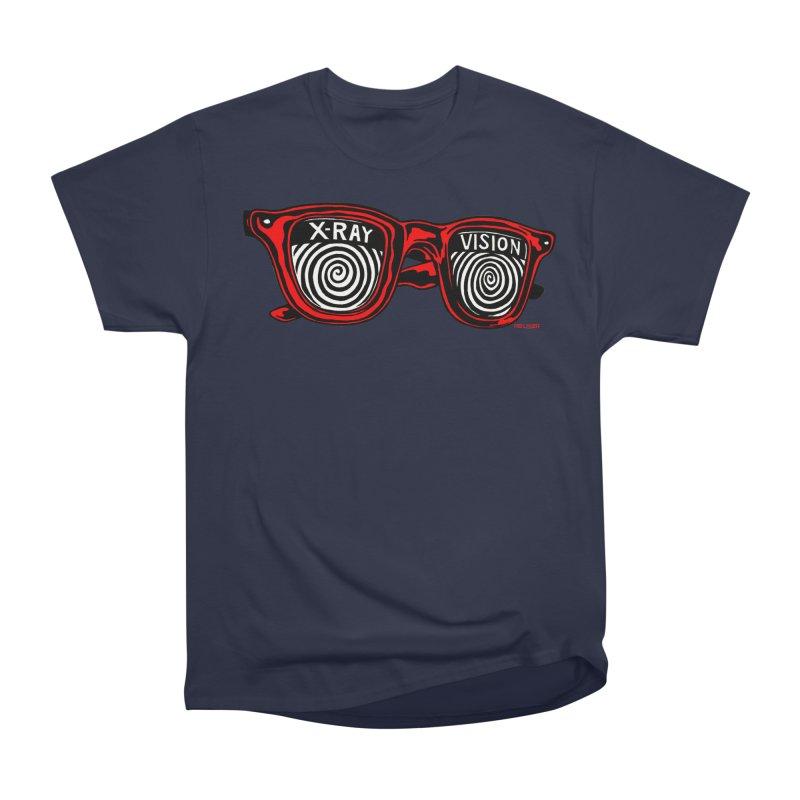 X-RAY Vision Men's Classic T-Shirt by redleggerstudio's Shop