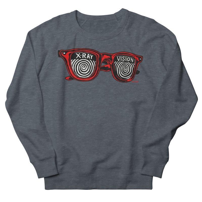 X-RAY Vision Women's Sweatshirt by redleggerstudio's Shop