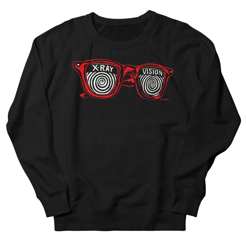 X-RAY Vision Men's French Terry Sweatshirt by redleggerstudio's Shop