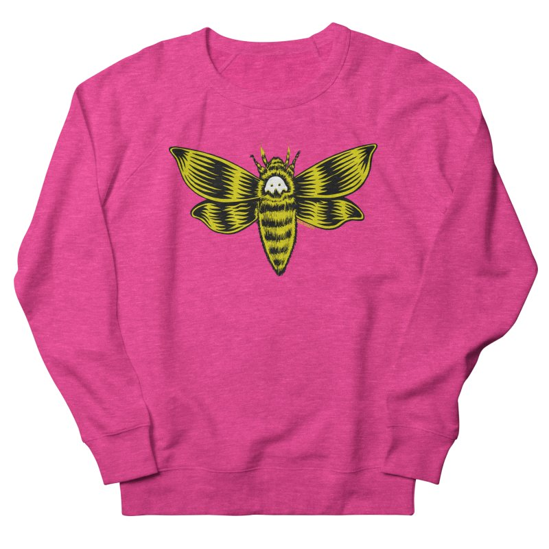 Death's Head Women's Sweatshirt by redleggerstudio's Shop