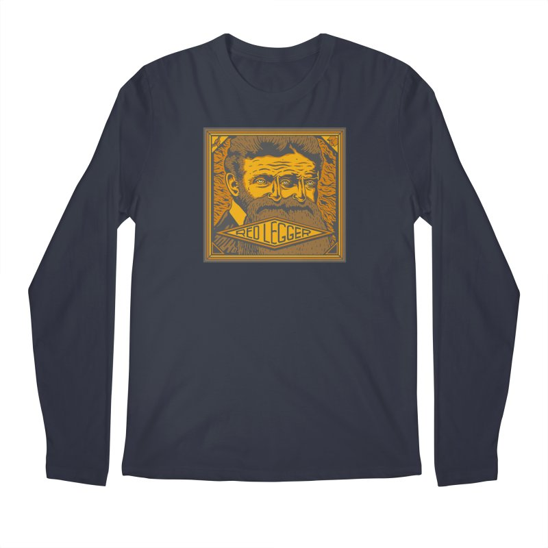 Red Legger - John Brown Men's Regular Longsleeve T-Shirt by redleggerstudio's Shop