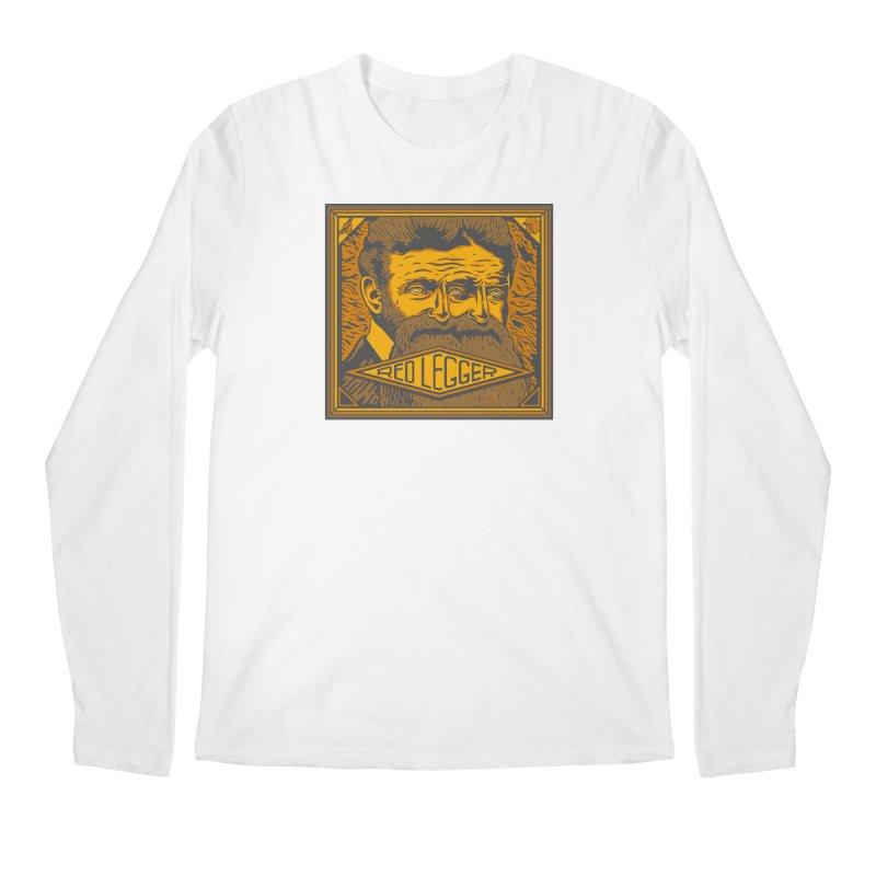 Red Legger - John Brown Men's Longsleeve T-Shirt by redleggerstudio's Shop