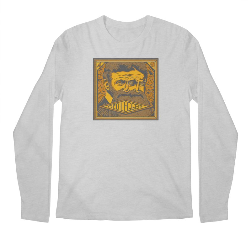 Red Legger - John Brown Men's Longsleeve T-Shirt by redleggerstudio's Shop