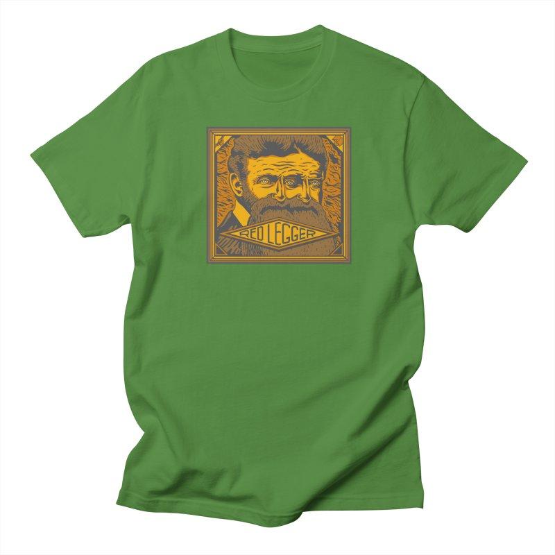 Red Legger - John Brown Men's Regular T-Shirt by redleggerstudio's Shop