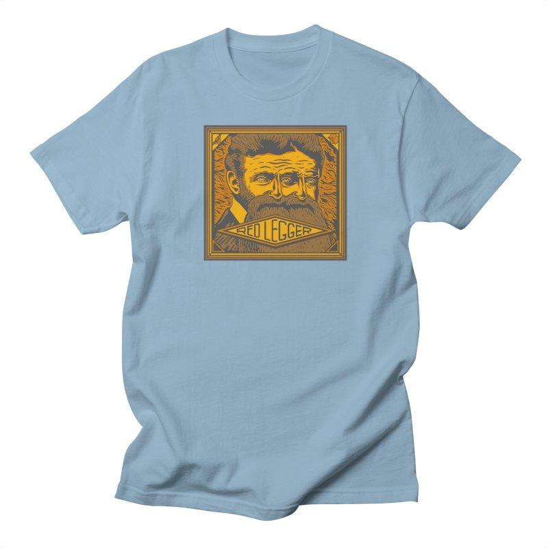 Red Legger - John Brown Men's T-Shirt by redleggerstudio's Shop