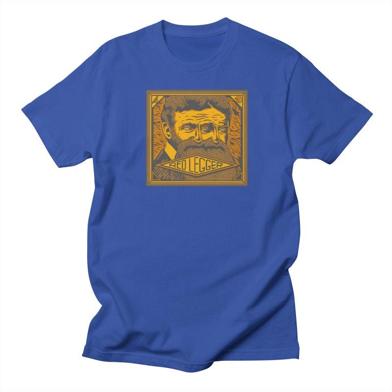 Red Legger - John Brown Women's Regular Unisex T-Shirt by redleggerstudio's Shop