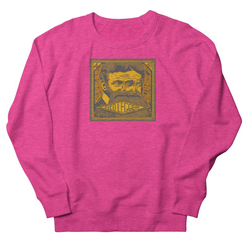 Red Legger - John Brown Women's French Terry Sweatshirt by redleggerstudio's Shop