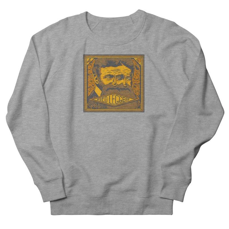 Red Legger - John Brown Men's French Terry Sweatshirt by redleggerstudio's Shop