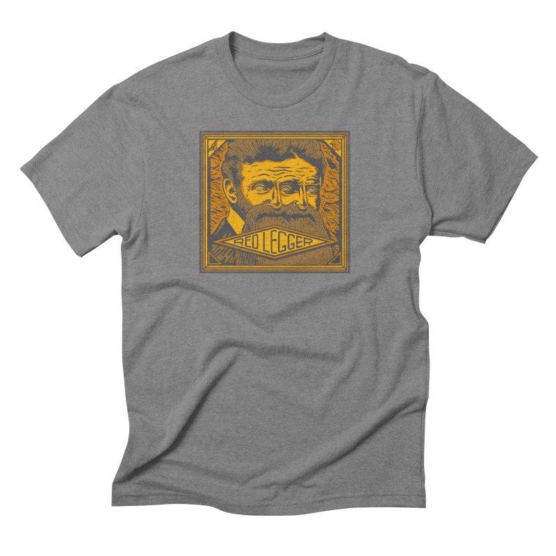 Red Legger - John Brown Men's Triblend T-Shirt by redleggerstudio's Shop