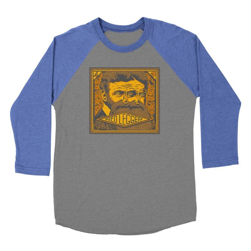 Red Legger - John Brown Men's Baseball Triblend Longsleeve T-Shirt by redleggerstudio's Shop
