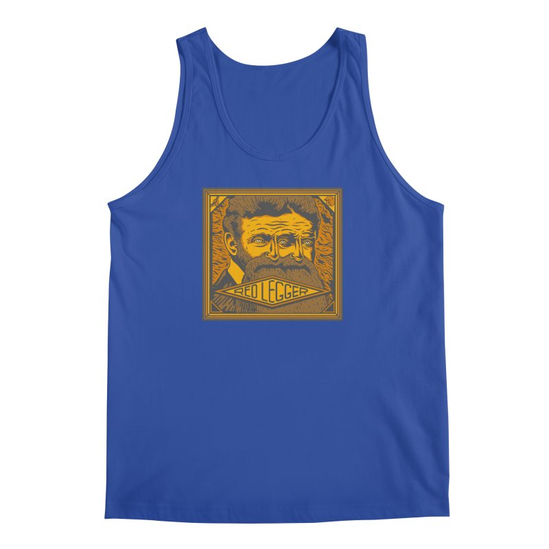 Red Legger - John Brown Men's Regular Tank by redleggerstudio's Shop