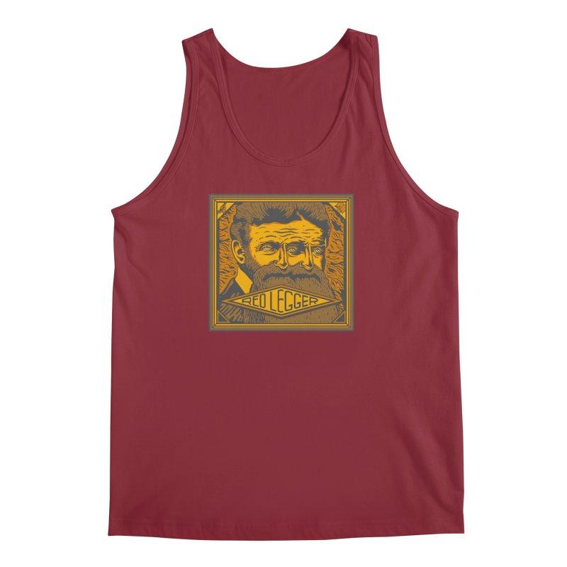 Red Legger - John Brown Men's Regular Tank by redleggerstudio's Shop
