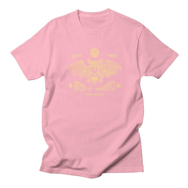 Flying Rat Women's Regular Unisex T-Shirt by redleggerstudio's Shop