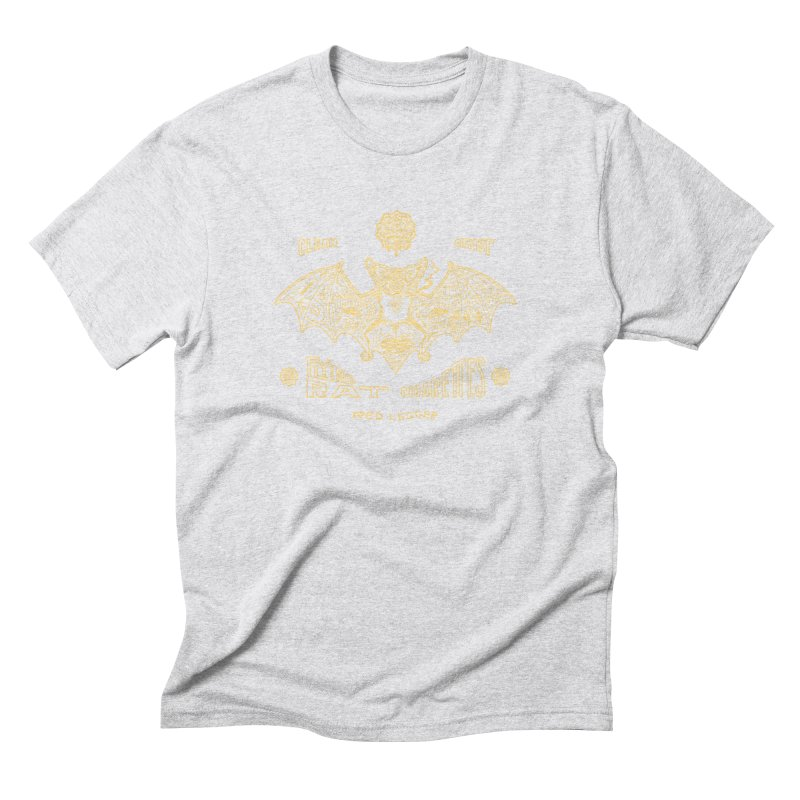 Flying Rat Men's Triblend T-Shirt by redleggerstudio's Shop