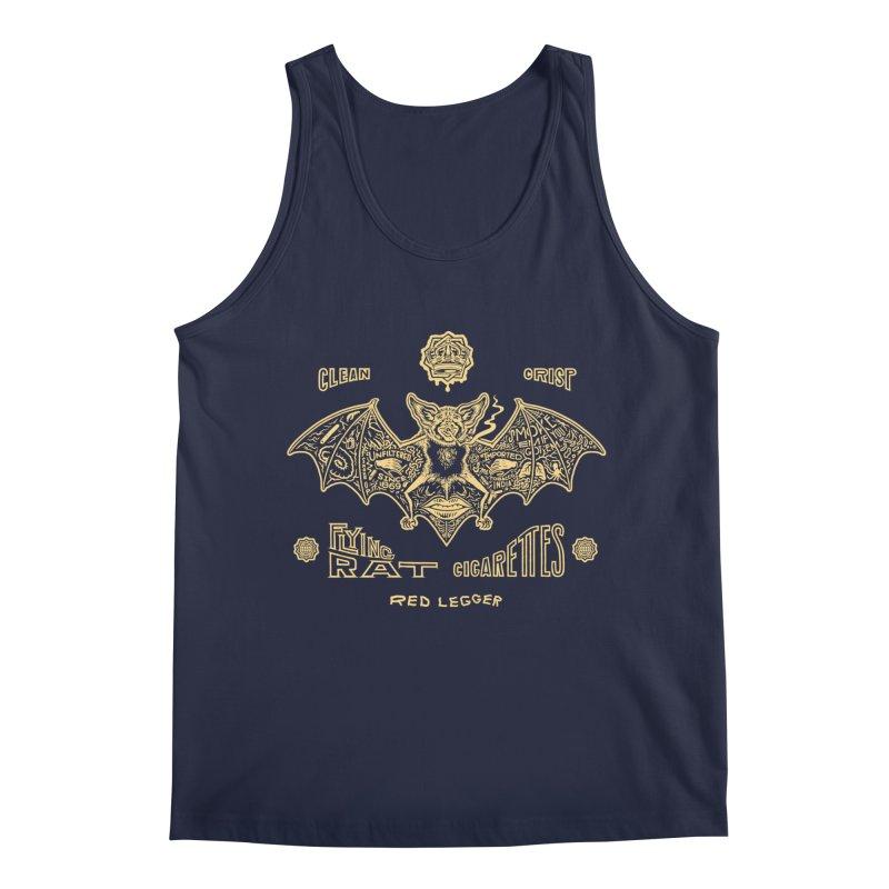 Flying Rat Men's Regular Tank by redleggerstudio's Shop