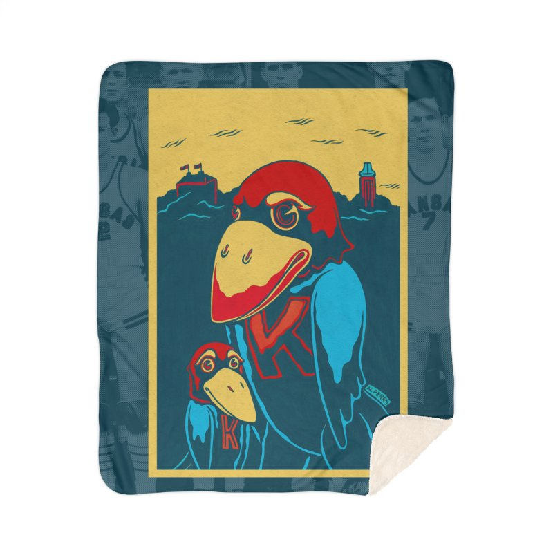 The Jays Home Sherpa Blanket Blanket by redleggerstudio's Shop