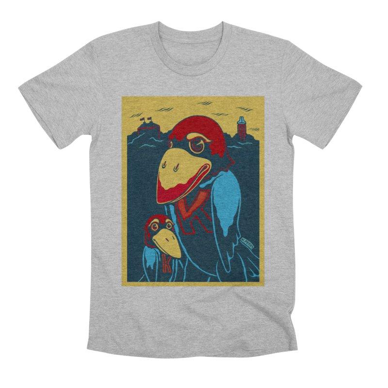 The Jays Men's Premium T-Shirt by redleggerstudio's Shop