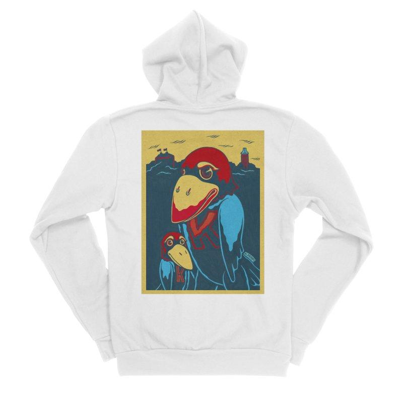 The Jays Men's Sponge Fleece Zip-Up Hoody by redleggerstudio's Shop