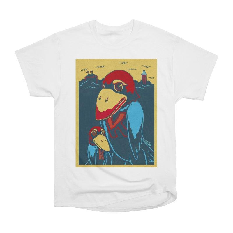 The Jays Men's Heavyweight T-Shirt by redleggerstudio's Shop
