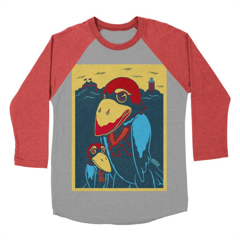 The Jays Men's Baseball Triblend Longsleeve T-Shirt by redleggerstudio's Shop