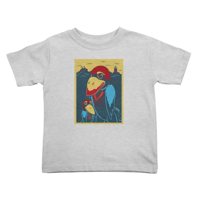 The Jays Kids Toddler T-Shirt by redleggerstudio's Shop