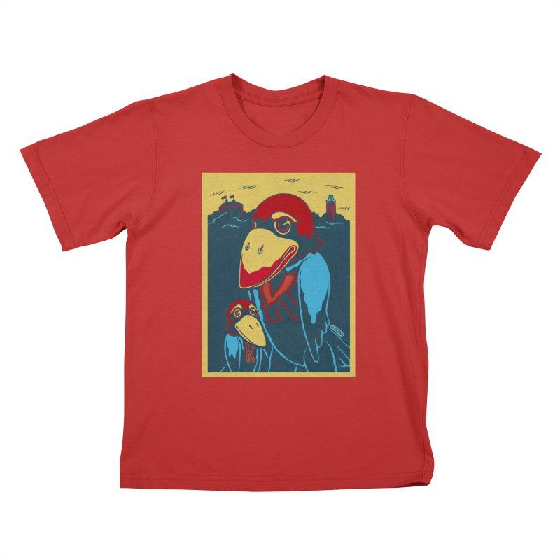 The Jays Kids T-Shirt by redleggerstudio's Shop