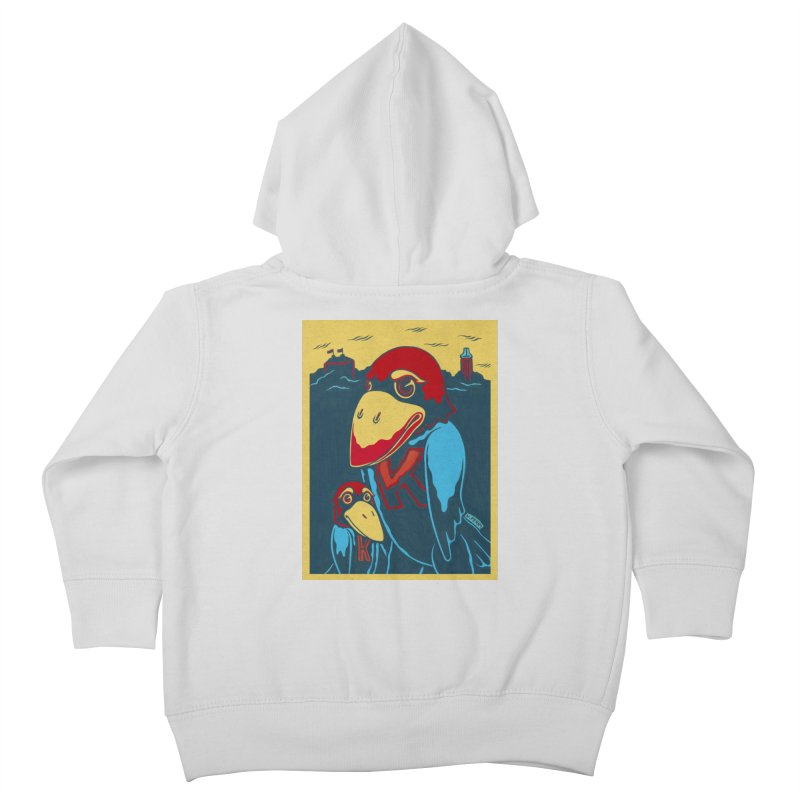 The Jays Kids Toddler Zip-Up Hoody by redleggerstudio's Shop