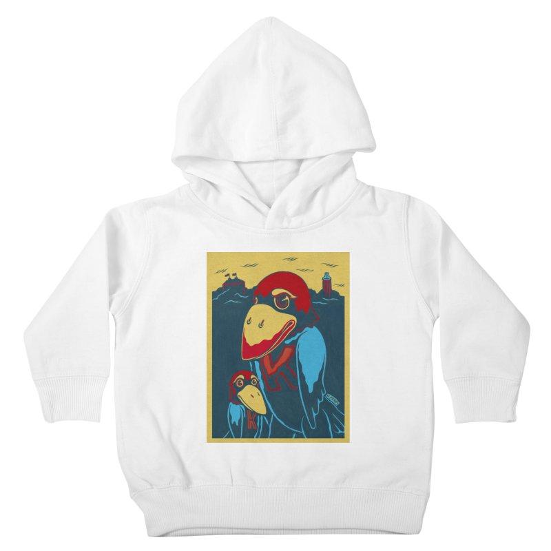 The Jays Kids Toddler Pullover Hoody by redleggerstudio's Shop