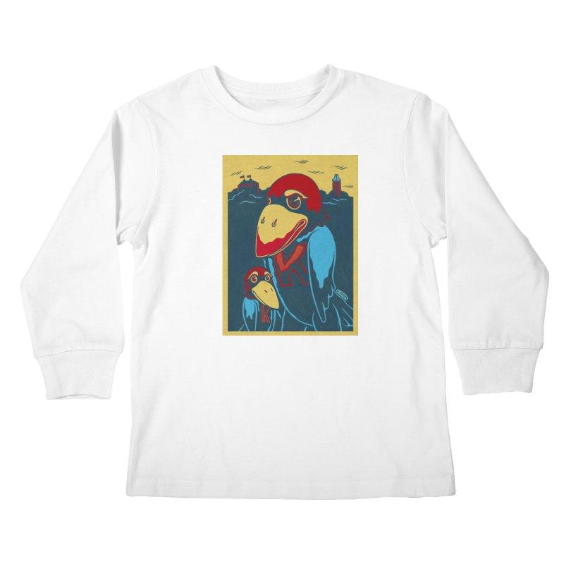 The Jays Kids Longsleeve T-Shirt by redleggerstudio's Shop