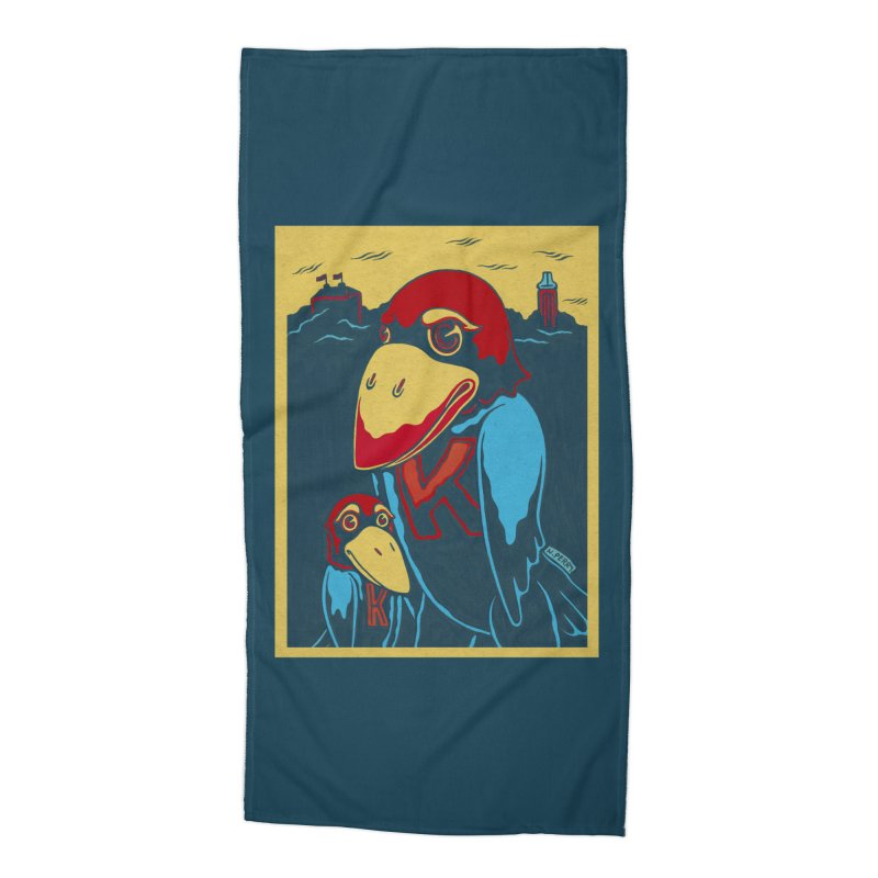 The Jays Accessories Beach Towel by redleggerstudio's Shop