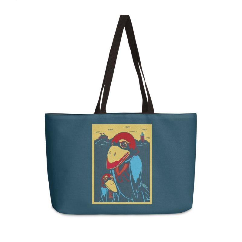 The Jays Accessories Weekender Bag Bag by redleggerstudio's Shop