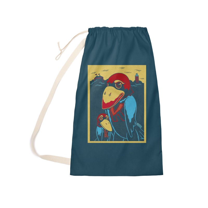 The Jays Accessories Laundry Bag Bag by redleggerstudio's Shop