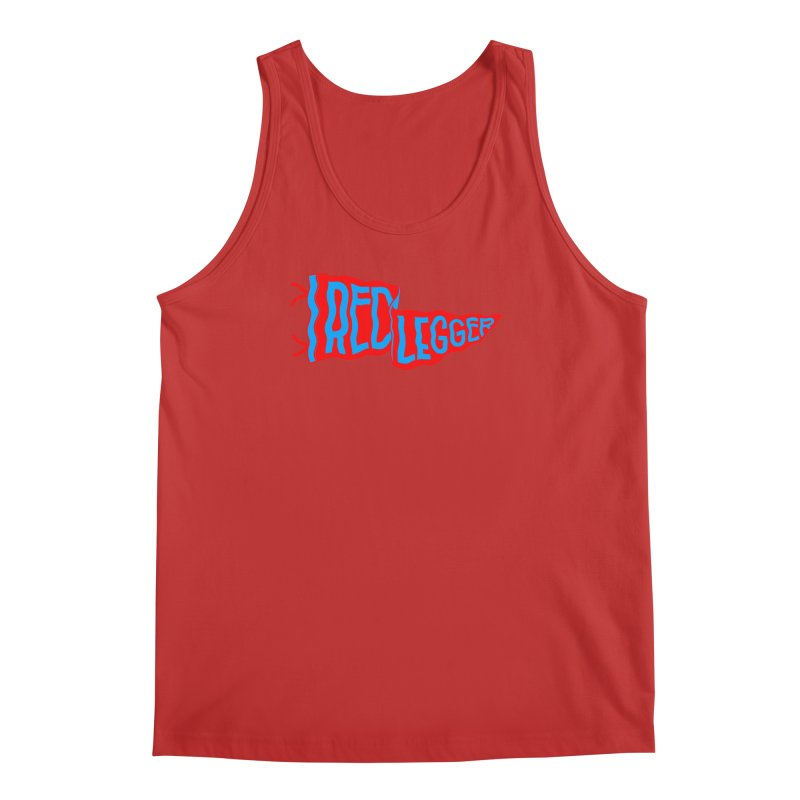 RED LEGGER PENNANT Men's Regular Tank by redleggerstudio's Shop
